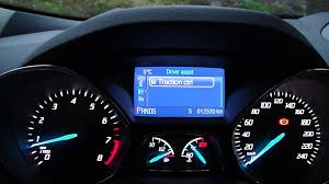 Ford Explorer Dashboard - how to setup info panel ford escape years 2013 to 2019 youtube