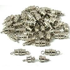 bracelet necklace clasps images 40 barrel clasps bracelet necklace chain screw parts jpg