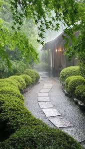 imagenes de paisajes lluviosos día lluvioso kyoto paisajes callejones amantesdeljapon