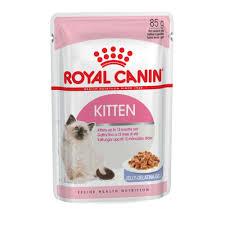 royal canin kitten instinctive in jelly wet cat food 85gx 12