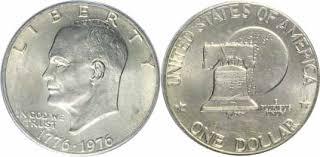 1776 to 1976 quarter 1776 1976 type i eisenhower dollar values facts