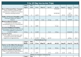 Free Travel Itinerary Template Excel Business Trip Planner Template