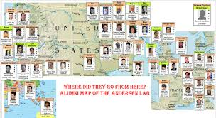 Nyu Map Lab Alumni Caltech Andersen Lab