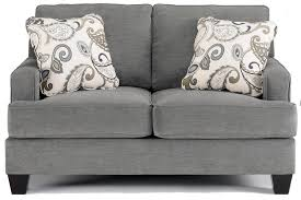 ashley furniture yvette steel love seat w loose seat cushions ahfa love seat dealer locator