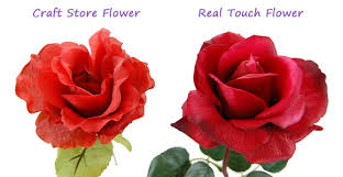 Fake Roses What Are Real Touch Flowers Flowers By Design Com