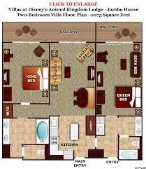 disney saratoga springs treehouse villas floor plan review disney s animal kingdom villas jambo house animal