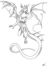 dragon tattoo drawings dragon tattoo by ocean crystal