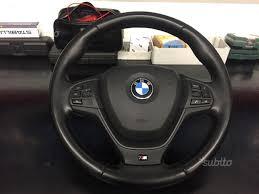volante bmw x3 volante bmw x3 f25 msport airbag pari al nuovo accessori auto in