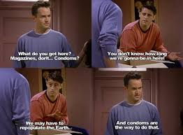 Chandler Meme - chandler bing really was everyman thechive