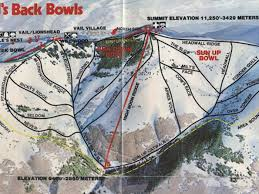 Keystone Resort Map Old Ski Maps Curbed Ski
