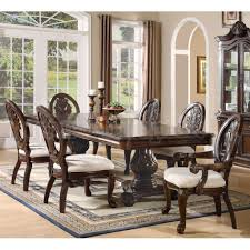Dining Room Pedestal Table Pedestal Dining Room Table Nice Round - Dining room table pedestals