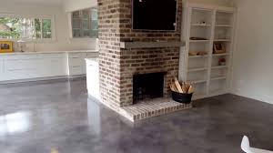 Photos Of Stained Concrete Floors by The Beauty Of Stained Concrete Floors Youtube
