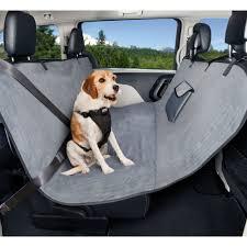 hammock dog car seat cover velcromag