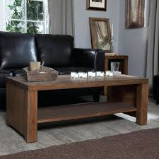 Furniture Homemade Coffee Table Solid Wood Coffee Table by Square Rustic Coffee Table Solid Wood New Lighting Chic Log Ideas
