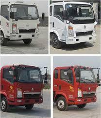 compacteur cuisine couleur et blanche de moteur diesel de camion de compacteur de