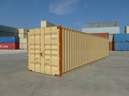 40 ft storage and shipping containers available for rental and