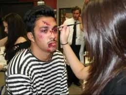 special effects makeup programs special effects makeup class at ruby makeup academy upland