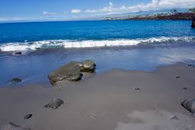 49 black sand beach big island beaches and things to do