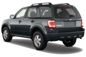 2010 ford escape reviews and rating motor trend