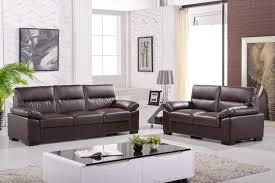 real leather sofa set sofas
