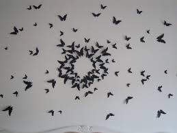 chambre serena gossip diy déco murale type gossip envolée de papillons