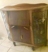 art deco drinks cabinet art deco antique cabinets cupboards ebay