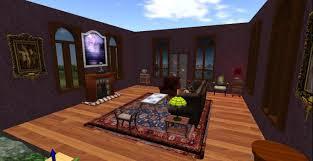 Victorian Livingroom Living Room Snapshot Steam X Berthold Steampunk Works Victorian