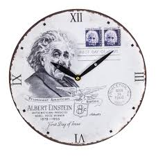 buy albert einstein wall clock online purely wall clocks
