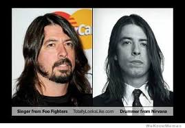 Foo Fighters Meme - dave grohl totally looks like weknowmemes