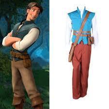 Flynn Rider Halloween Costume Cheap Rapunzel Halloween Rapunzel Halloween Deals