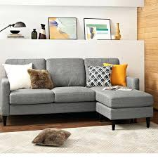 Reversible Sectional Sofa Contemporary Sectional Sofa With Chaise Reversible Sectional