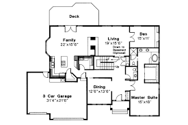 Bauhaus Floor Plan Traditional Floor Plans Home Designs Luxihome