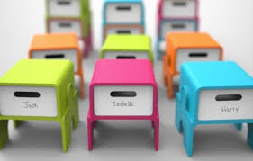 stackable storage stools storage stool