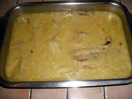 cuisiner poisson surgelé recette de filet de colin d alaska à la béchamel