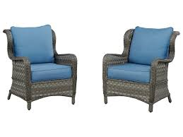 Outdoor Lounging Chairs Signature Design By Ashley Abbots Court Set Of 2 Outdoor Lounge