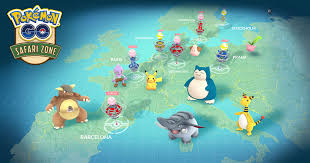safari zone map safari zone live thread go hub