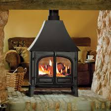 fireplace traditional freestanding fireplace black metal antique