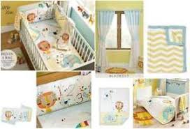 Nursery Curtains Next Next Nursery Bedroom Cot Set Zoo Blanket Cot Bumper