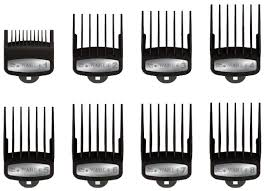 do you know your hair clipper guard sizes my hair clippers