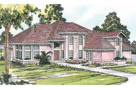 spanish style house plans stanfield 11 084 associated designs