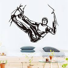 online get cheap wall stickers home decor climber aliexpress com