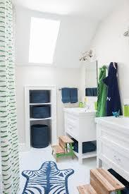 Kids Bathroom Colors Blue And Green Kids Bathrooms Contemporary Bathroom