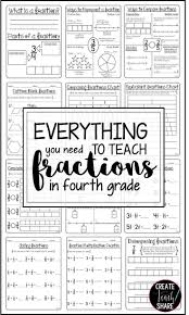 257 best fractions images on pinterest math fractions