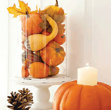 easy to make thanksgiving decorations families magazine