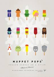 my muppet pop univers digital by chungkong