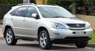 lexus rx300 roof rails lexus rx 330 information and photos momentcar