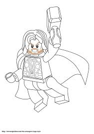 thor coloring pages ngbasic