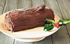 christmas chocolate christmas chocolate log recipe telegraph