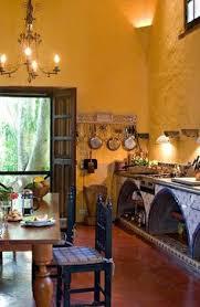la cocina tiene much colores y es muy grande méxico pinterest