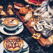 halloween coffee drinks eat drink and be scary with nine fiendishly good halloween